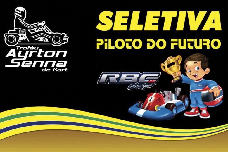 Troféu Ayrton Senna terá pilotos Cadetes e Mirins
