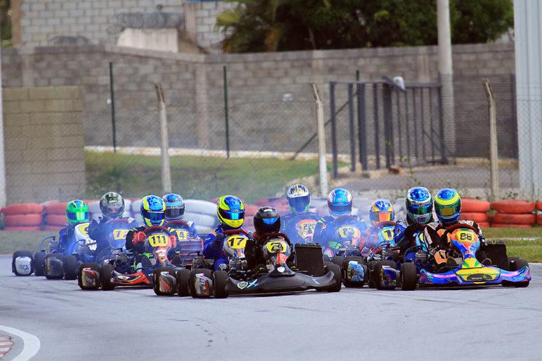 Mineiro de Kart fará terceira rodada no sábado