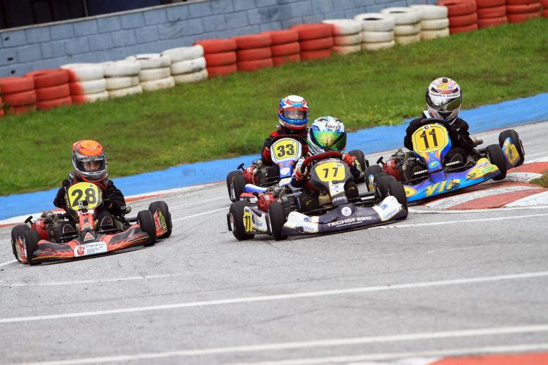Taça Minas de Kart começa em 19 de agosto