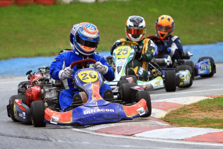 Taça Minas de Kart terá grande final neste sábado