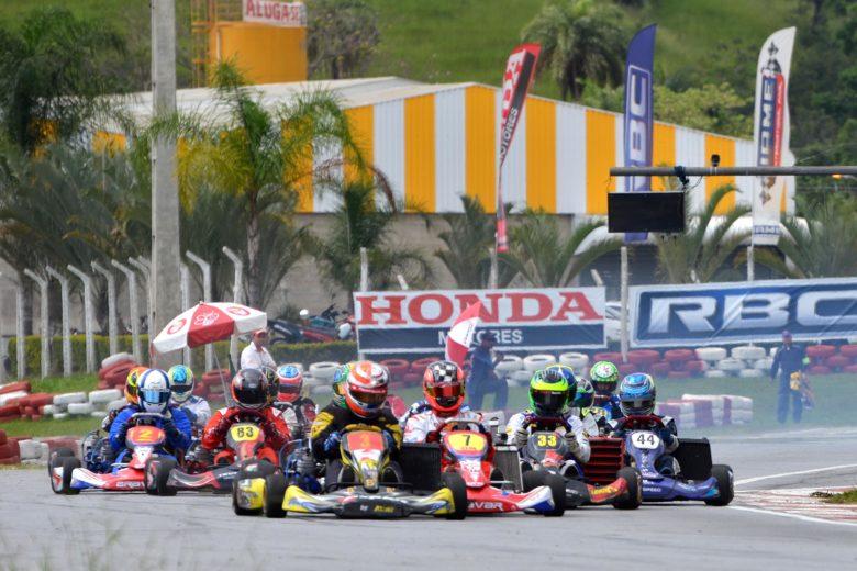 Mineiro de Kart começa neste sábado no RBC Racing