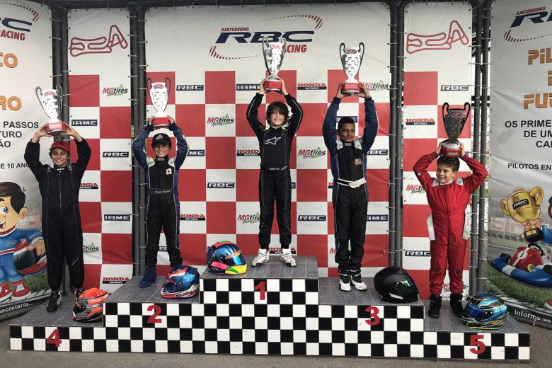 Mineiro de Kart abriu calendário com 66 pilotos na pista