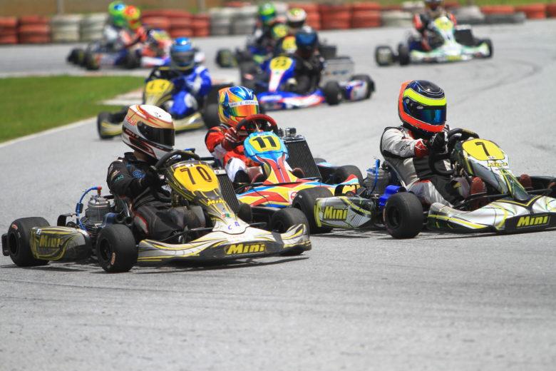 Mineiro de Kart terá segunda rodada no RBC Racing