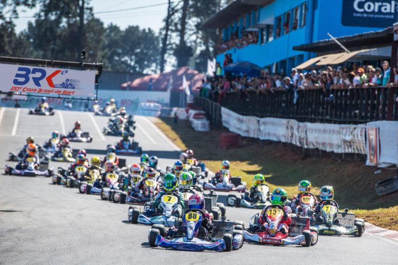 Copa Brasil de Kart: Primeiro lote de inscrições se encerra hoje