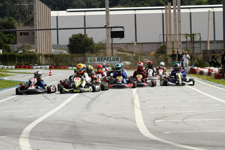 Mineiro de Kart começa neste sábado com novidades