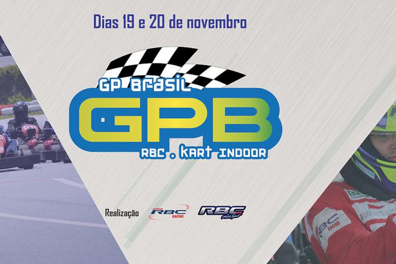 RBC Racing irá realizar o GP Brasil de Kart Indoor