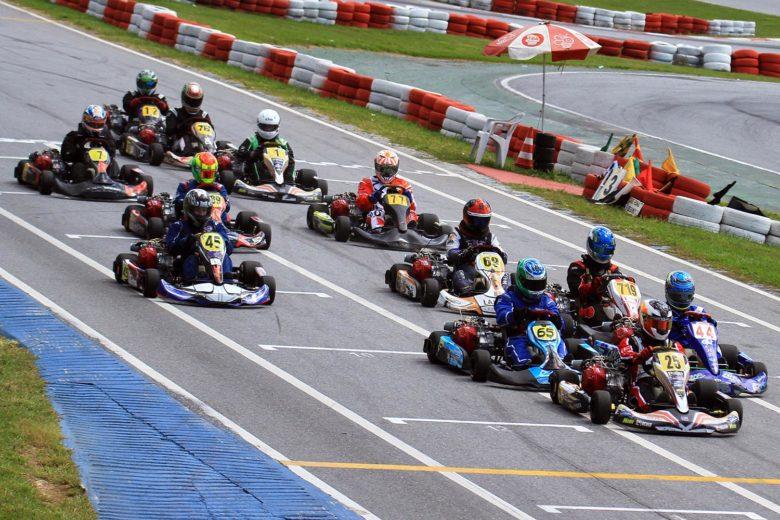 Penúltima do Mineiro de Kart agitou Kartódromo RBC Racing