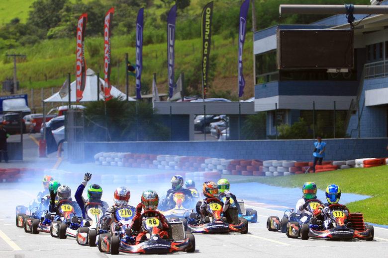 RBC Racing receberá primeira rodada da Taça Minas de Kart