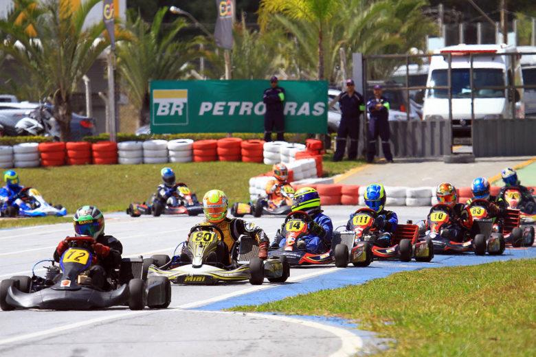 Taça Minas de Kart terá segunda etapa neste sábado