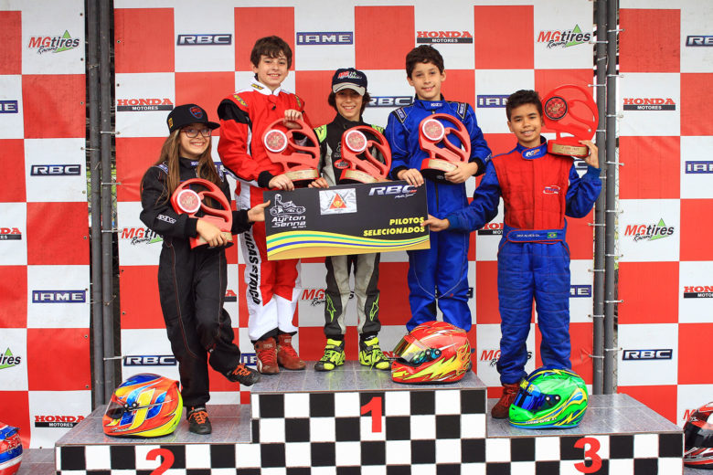 Troféu Ayrton Senna para Cadetes já selecionou 10 pilotos