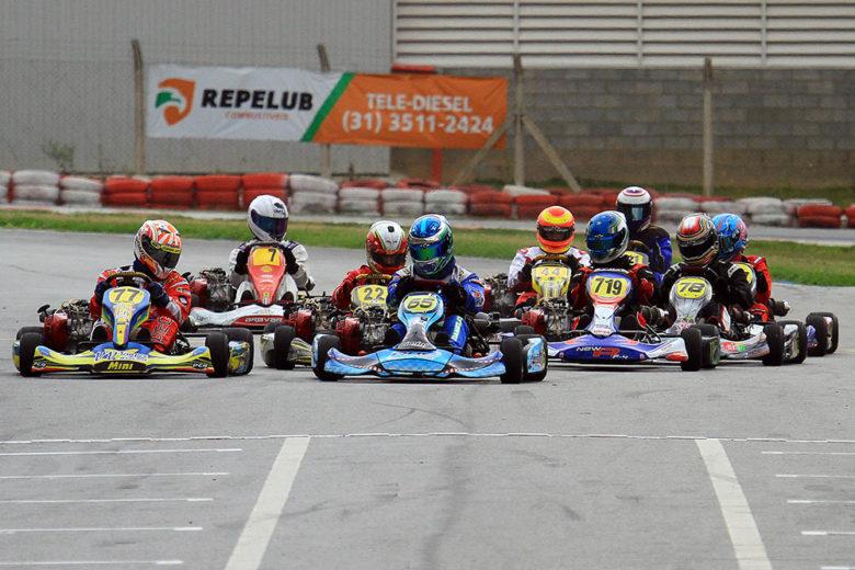 Taça Minas de Kart terá Final neste sábado