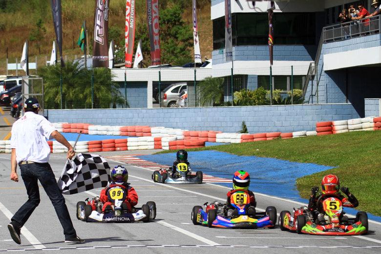 RBC Racing conheceu os campeões Mineiros de Kart 2017
