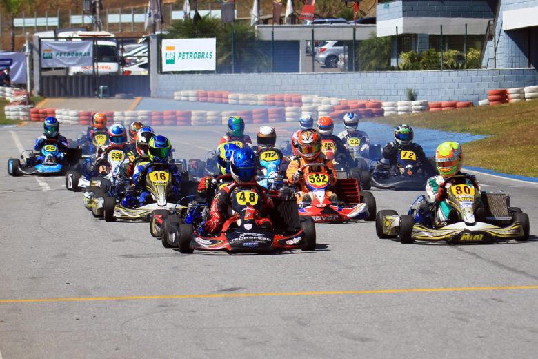 Taça Minas de Kart terá terceira rodada neste sábado
