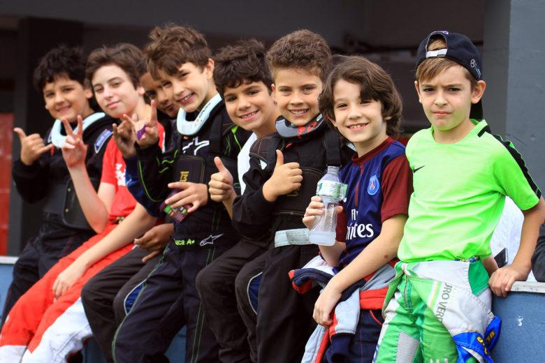 Mineiro de Kart teve recorde de inscritos na terceira rodada