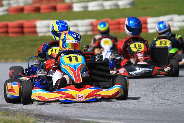 Taça Minas de Kart abrirá segundo semestre no RBC Racing