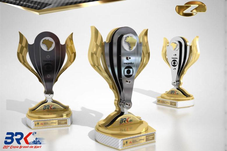 20ª Copa Brasil de Kart oferecerá o Troféu Globo