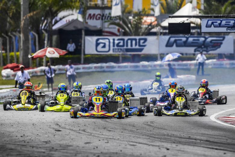 Emoção e muito calor na definição da 20ª Copa Brasil de Kart | Troféu Globo