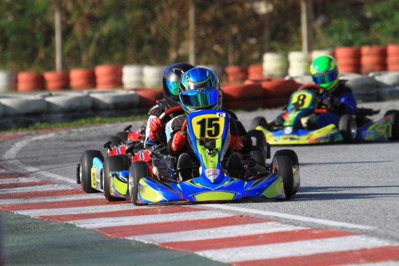 Taça Minas de Kart retoma o calendário do kartismo em Minas