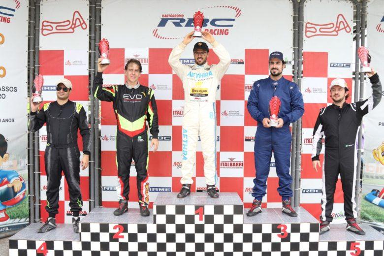 Taça Minas de Kart realizou segunda etapa no RBC Racing