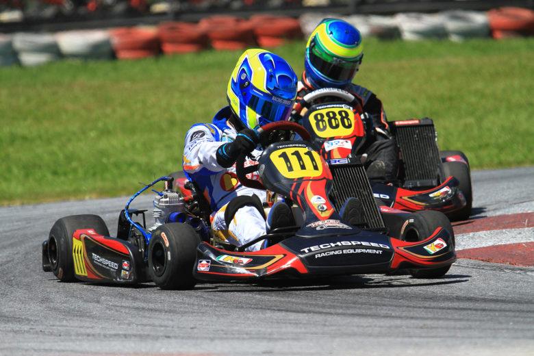 Vai começar o Mineiro de Kart 2019