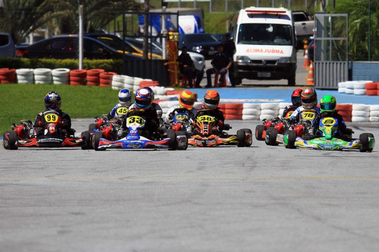 Mineiro de Kart reuniu quase 80 pilotos em Vespasiano