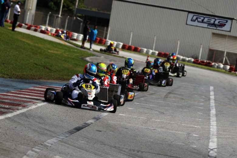 70 pilotos disputaram a penúltima do Mineiro de Kart