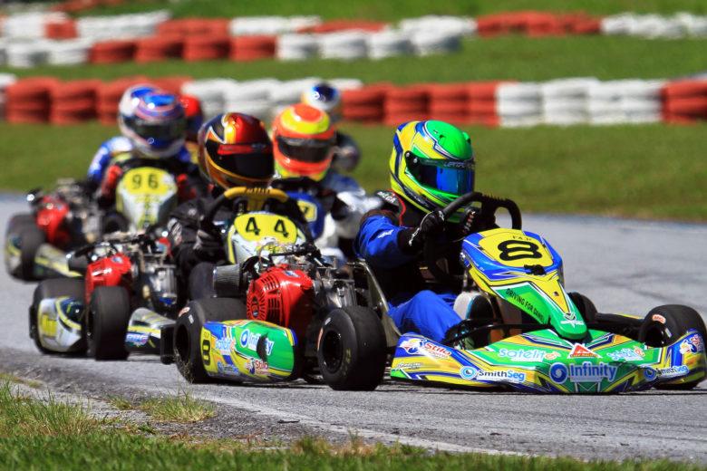 Taça Minas de Kart chega à penúltima etapa