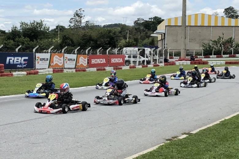 RBC Racing recebeu a terceira etapa da Taça Minas de Kart